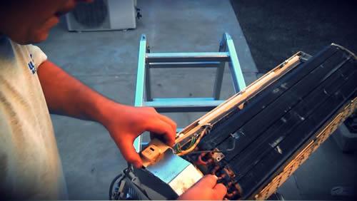 repair aircon